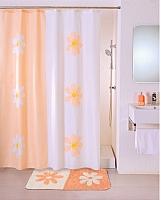 Текстильная шторка для ванной Iddis SCID042P -
