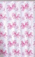 Текстильная шторка для ванной Iddis SCID070P -
