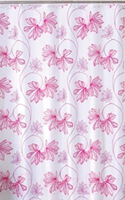 Текстильная шторка для ванной Iddis SCID070P