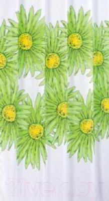 Текстильная шторка для ванной Iddis SCID093P