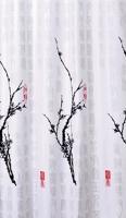 Текстильная шторка для ванной Iddis SCID100P -