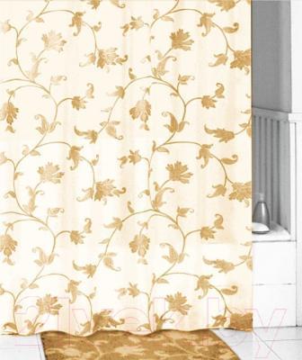 Текстильная шторка для ванной Iddis SCID131P