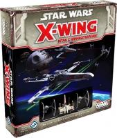 Настольная игра Мир Хобби Star Wars X-Wing 1201 (базовая игра) -