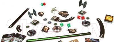 Настольная игра Мир Хобби Star Wars X-Wing 1201 (базовая игра)