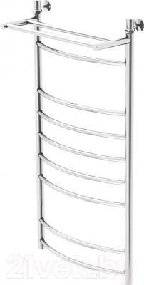 """Полотенцесушитель водяной Gloss Reiter Raduga Lux. Л. 50x100.Д8.П1 (1"""")"""