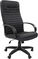 Кресло офисное Chairman 480LT (черный) -