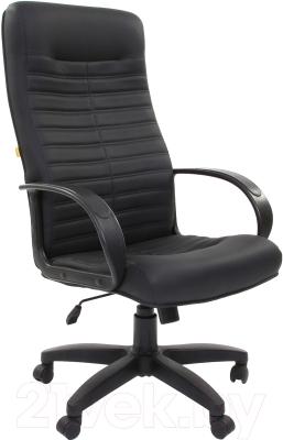 Кресло офисное Chairman 480LT (черный)