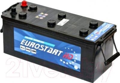 Автомобильный аккумулятор Eurostart HD 140 А/ч