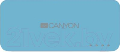 Портативное зарядное устройство Canyon CNE-CPB44BL