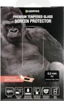 Защитное стекло для телефона Gerffins 611789 (0.2мм, для Vibe Shot) -