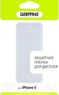 Защитная пленка для телефона Gerffins Orig 443871 (для iPhone 5)