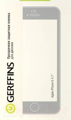 Защитная пленка для телефона Gerffins 591077 (для iPhone 6)