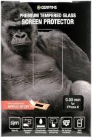 Защитное стекло для телефона Gerffins 603480 (0.33мм, для iPhone 6) -
