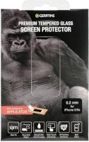 Защитное стекло для телефона Gerffins 603483 (0.2мм, для iPhone 5/5s) -