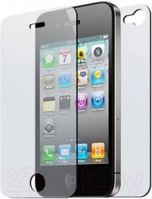 Защитная пленка для телефона Protect 611815 (для iPhone4/4s, матовая)
