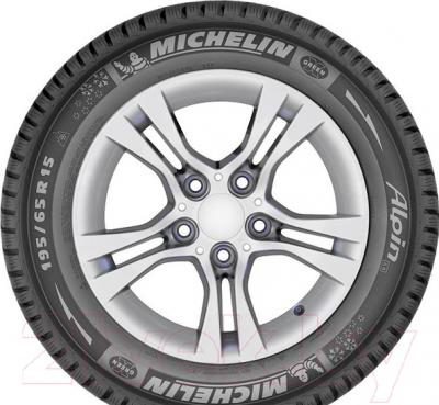 Зимняя шина Michelin Alpin A4 185/60R15 88T