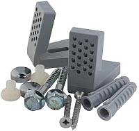 Монтажный набор Керамин Крепление для унитаза (угловое) -