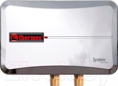 Проточныйводонагреватель Thermex System 1000 (хром)