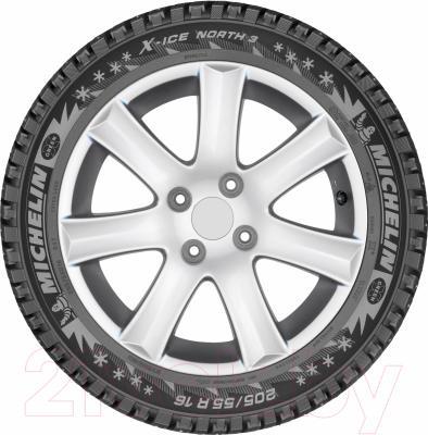 Зимняя шина Michelin X-Ice North 3 195/60R15 92T