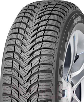 Зимняя шина Michelin Alpin A4 205/65R15 94T