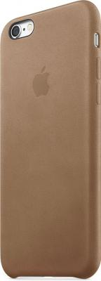 Накладной чехол Apple iPhone 6s Leather Case / MKXR2ZM/A