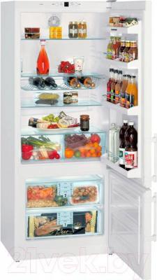 Холодильник с морозильником Liebherr CP 4613