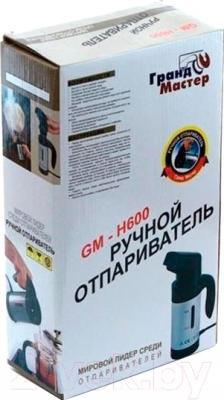 Отпариватель Grand Master GM-H600 (серебро)