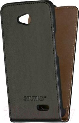Чехол-флип Gerffins 581554 (черный)