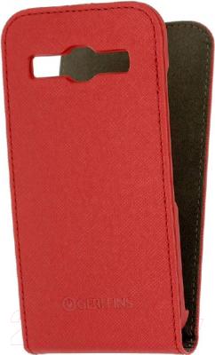 Чехол-флип Gerffins 588900 (красный)