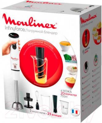 Блендер погружной Moulinex DD866139