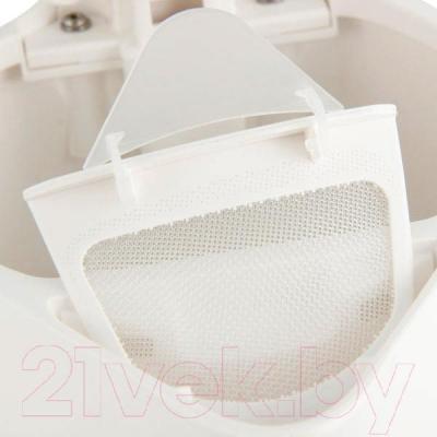 Электрочайник Tefal KO511030 Silver Ion (белый) - съемный фильтр