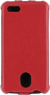 Чехол-флип NoBrand Slim 611324 (красный)