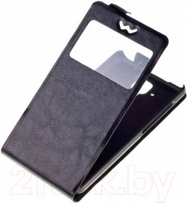 Сменная панель NoBrand Slim 610975 (черный)