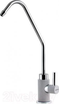 Смеситель Ewigstein 09В (серый металлик)