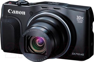 Компактный фотоаппарат Canon PowerShot SX710 HS