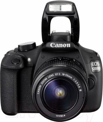 Зеркальный фотоаппарат Canon EOS 1200D Double Kit 18-55 III + 50mm f/1.8 STM