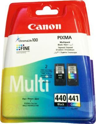 Комплект картриджей Canon PG-440/CL-441 (5219B005)
