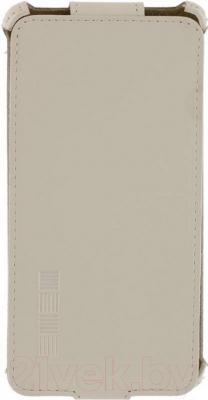 Чехол-флип NoBrand Slim 611783 (белый)