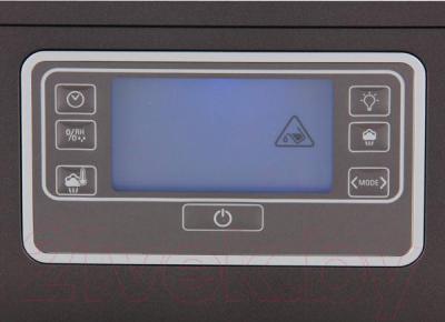 Ультразвуковой увлажнитель воздуха Tefal HD5120F0 - панель управления