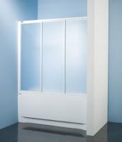 Стеклянная шторка для ванны Sanplast Classic DTR-c-W-170 biP -