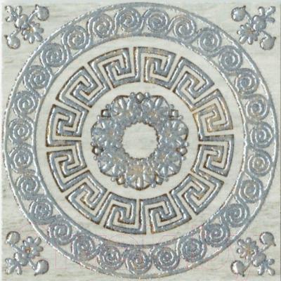 Декоративная плитка PiezaRosa Граффито 757671 (100x100, серый)