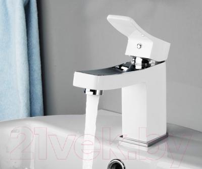 Смеситель Wasserkraft Aller 1063 (белый)
