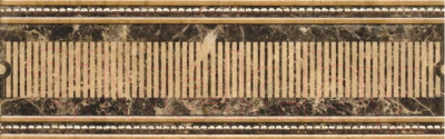 Бордюр PiezaRosa Империал 1/1 273761/1 (80x250, бежевый)