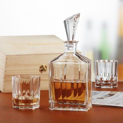 Набор для виски Nachtmann Aspen (декантер и 6 бокалов)