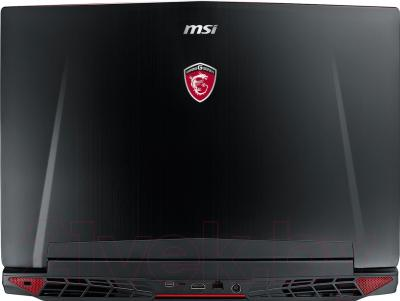 Ноутбук MSI GT72 6QD-819BY Dominator G (9S7-178211-819)