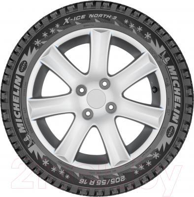 Зимняя шина Michelin X-Ice North 3 235/45R17 97T