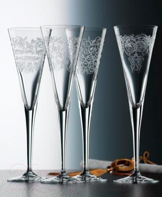 Набор бокалов для шампанского Nachtmann Delight (4 шт)