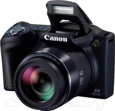 Компактный фотоаппарат Canon PowerShot SX412 IS
