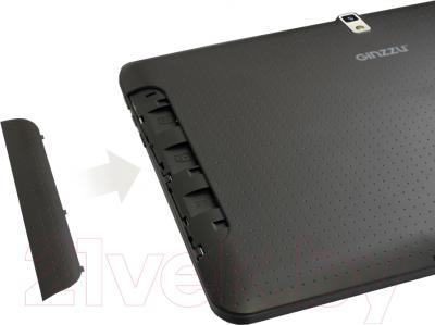 Планшет Ginzzu GT-X831 Quad (черный)