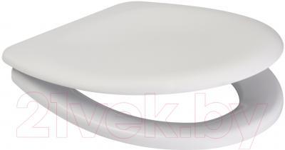Сиденье для унитаза Cersanit Delfi / Senator K98-0001 (дюропласт)